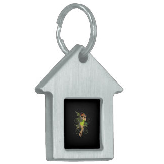 Little Green Pixie Pet Tag