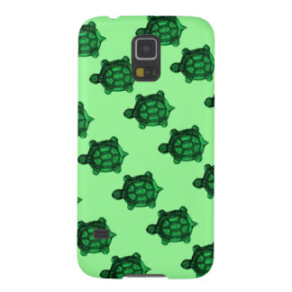 Little Green Turtle March Case For Galaxy S5