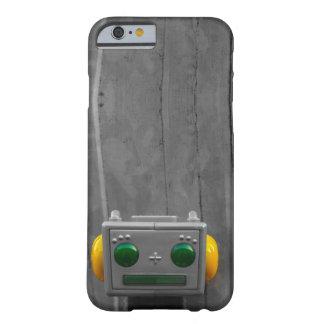 Little Grey Robot | iPhone 6 Case