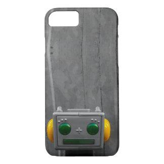 Little Grey Robot | iPhone 7 Case