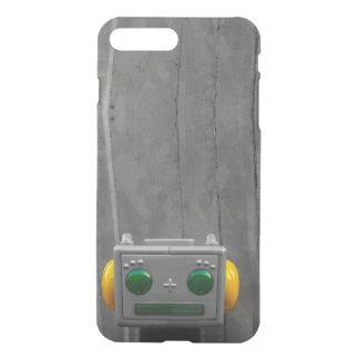 Little Grey Robot | iPhone 8 Plus/7 Plus Case