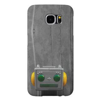 Little Grey Robot | Samsung Galaxy S6 Case