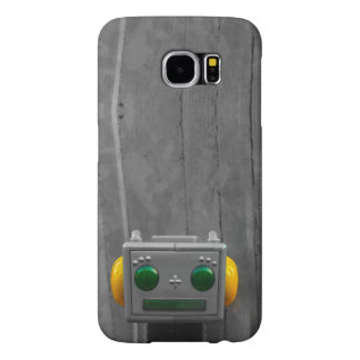 Little Grey Robot | Samsung Galaxy S6 Cases