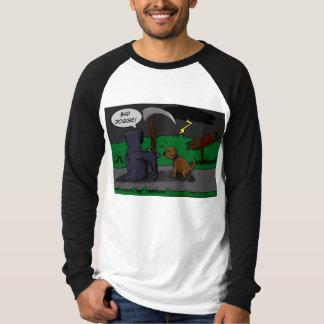 Little Grim and Dog Guy shirt! T-Shirt