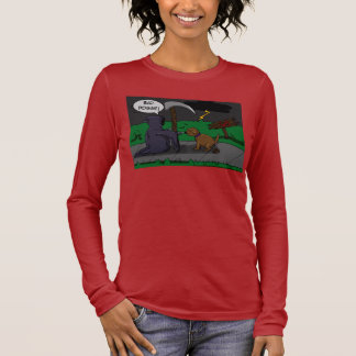 Little Grim and the Dog! Long Sleeve T-Shirt