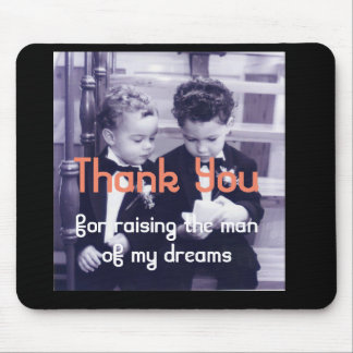 Little grooms mouse pad