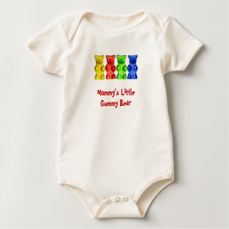 Little Gummy Bear Baby Bodysuit