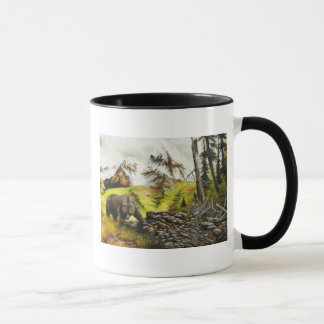 Little Guy Big Guy Mug