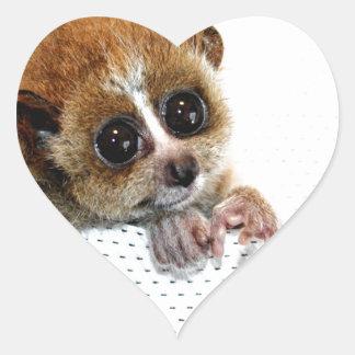 Little Guy Heart Sticker