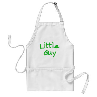 Little Guy Matching Big Guy Products Adult Apron