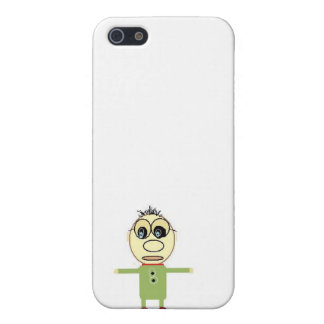 """""""LITTLE GUY"""" Series Case For iPhone 5"""