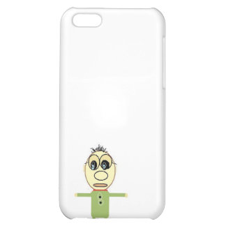 """""""LITTLE GUY"""" Series Cover For iPhone 5C"""