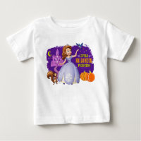 Little Halloween Princess Baby T-Shirt