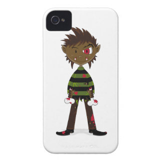 Little Halloween Werewolf iphone Case