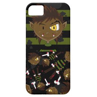 Little Halloween Werewolf iphone Case