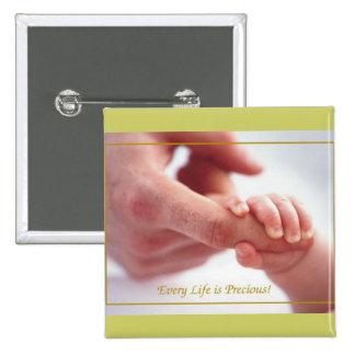 Little Hands... Pinback Button