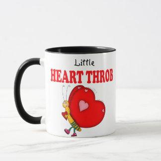 Little Heart Throb Butterfly Mug