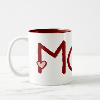 Little Hearts Mom Mug