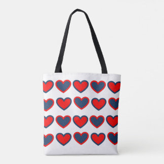 Little Hearts Series - Tote