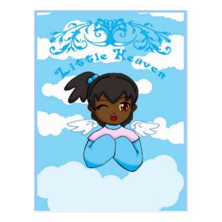Little Heaven  Postcard