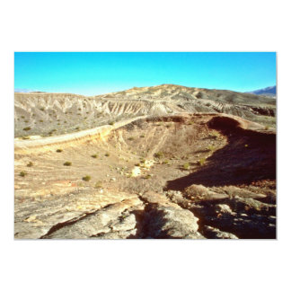 """Little Hebe Crater 5"""" X 7"""" Invitation Card"""
