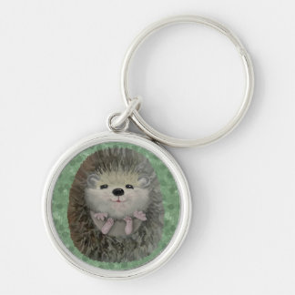 Little Hedgehog Keychain