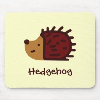 Little Hedgehog! Mouse Pad