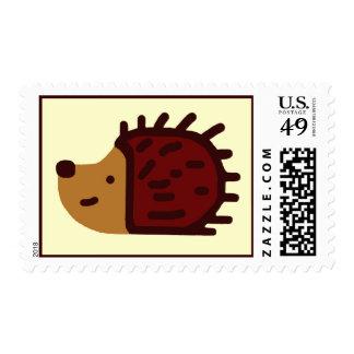 Little Hedgehog! Postage Stamps