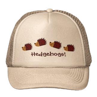 Little Hedgehogs! Trucker Hat