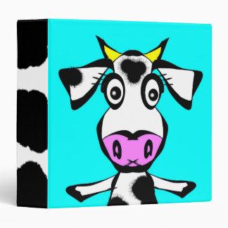 Little Heifer 3-Ring Binder/Album 3 Ring Binder
