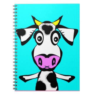 Little Heifer Notebook