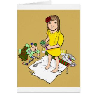 Little Helper Card