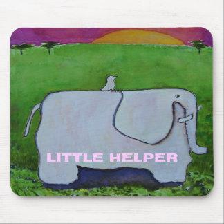 LITTLE HELPER - Mouse Pad