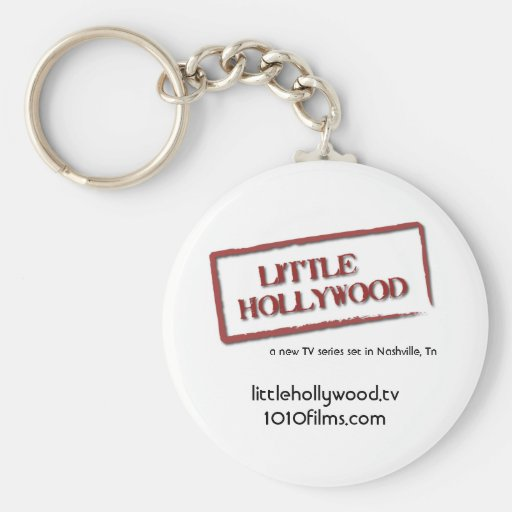 Little Hollywood Key Chain
