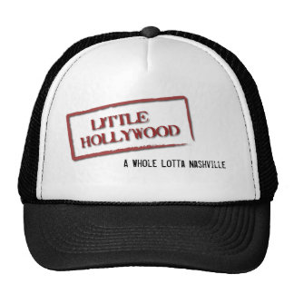 Little Hollywood  Mesh Hat