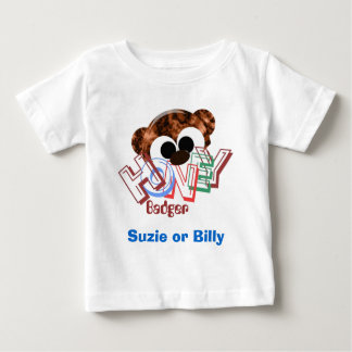 Little Honey Badger Baby T-Shirt