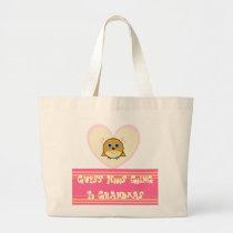LITTLE HOOT OWL GOING TO GRANDMAS BAG