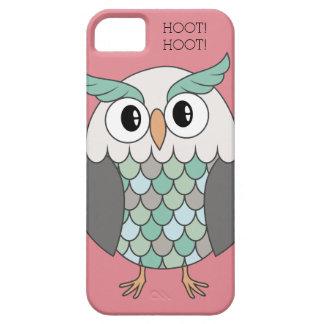 Little Hooter Owl iPhone Case