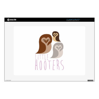 """Little Hooters 15"""" Laptop Decal"""