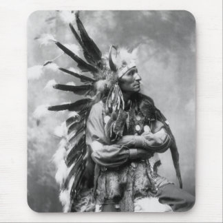 Little Horse, Oglala Sioux, 1890s Mouse Pad