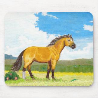 Little Horse on the Prairie Mousepad