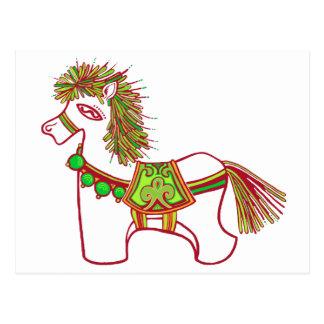 Little Horse Postcard
