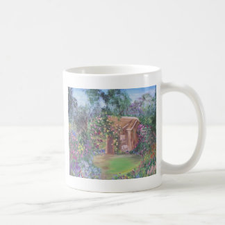 Little House at the End of the Path Coffee Mug