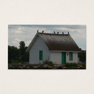 Little House Business Card
