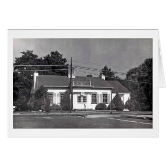 Little House in Millburn / Short Hills NJ Card