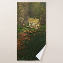 Little House in the Big Woods Bath Towel Set