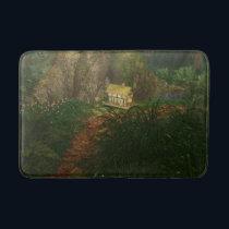 Little House in the Big Woods Bathmat