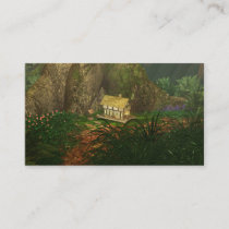 Little House in the Big Woods Bookmarks Business Card