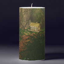 Little House in the Big Woods Candle