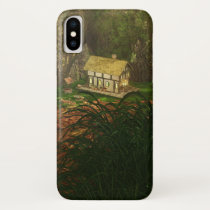 Little House in the Big Woods iPhone Case